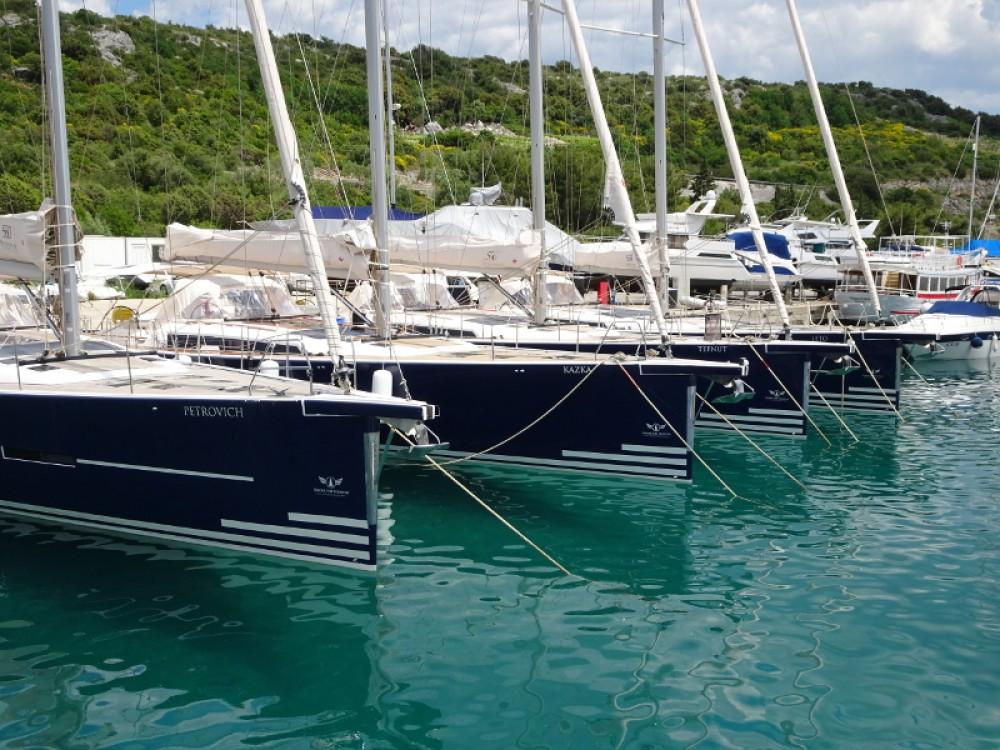 Rental Sailboat in Primošten - Dufour Dufour 560 Grand Large