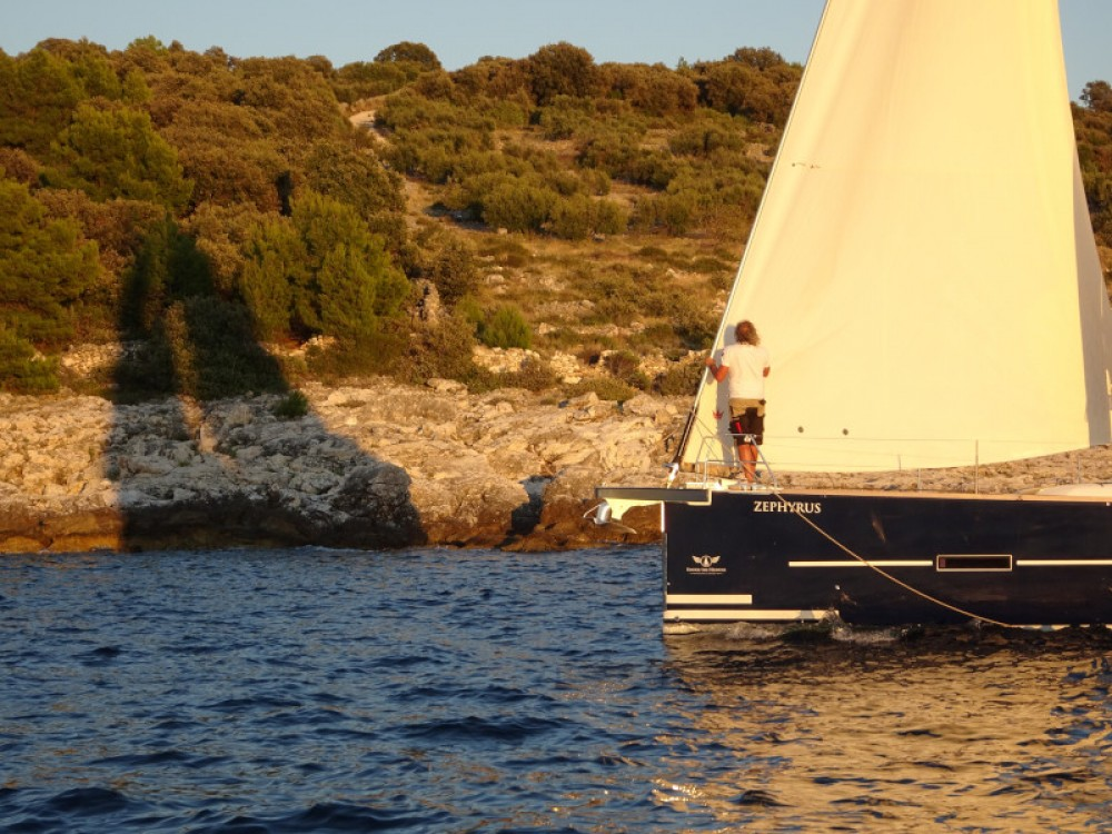 Rental yacht Primošten - Dufour Dufour 520 GL(owner version) on SamBoat