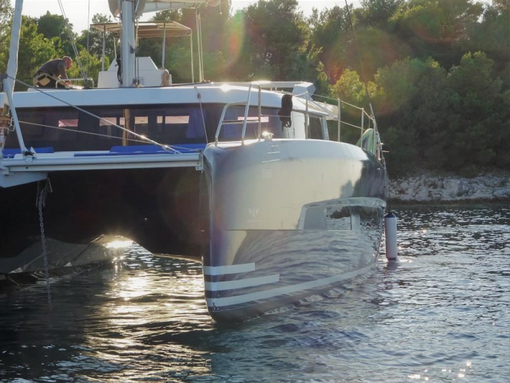 Rental yacht Primošten - Dufour Dufour 48 Catamaran on SamBoat