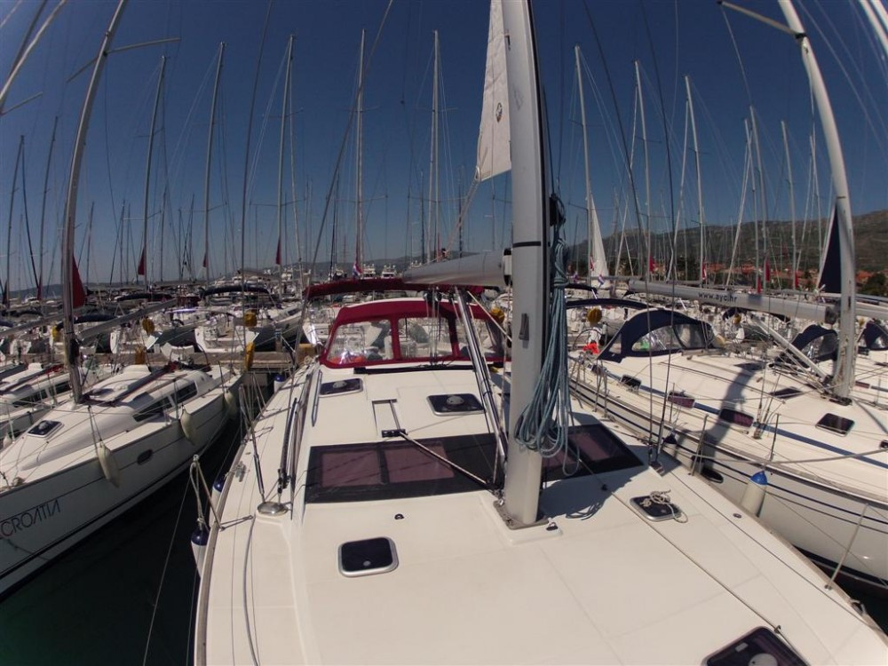Boat rental Kaštel Gomilica cheap Jeanneau 53