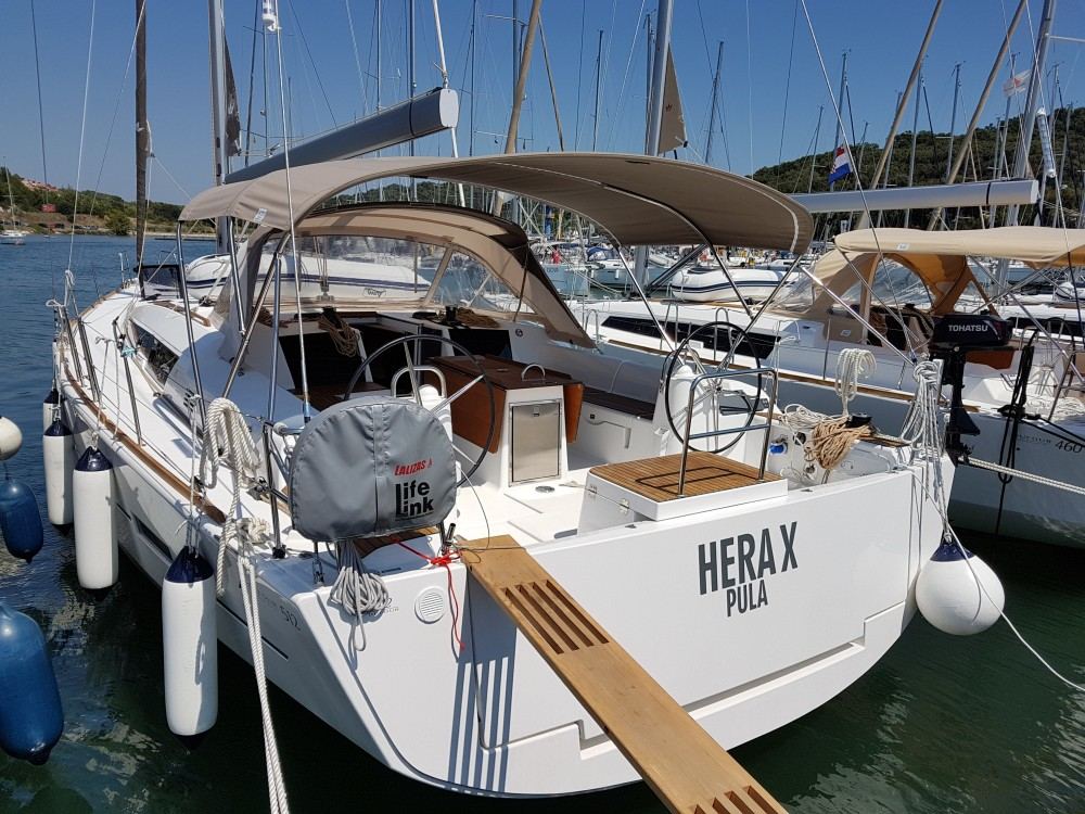 Rental yacht Pula - Dufour Dufour 512 Grand Large on SamBoat