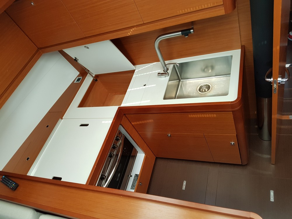 Boat rental Pula cheap Dufour 512 Grand Large