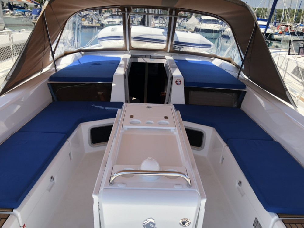 Sailboat for rent Medulin at the best price