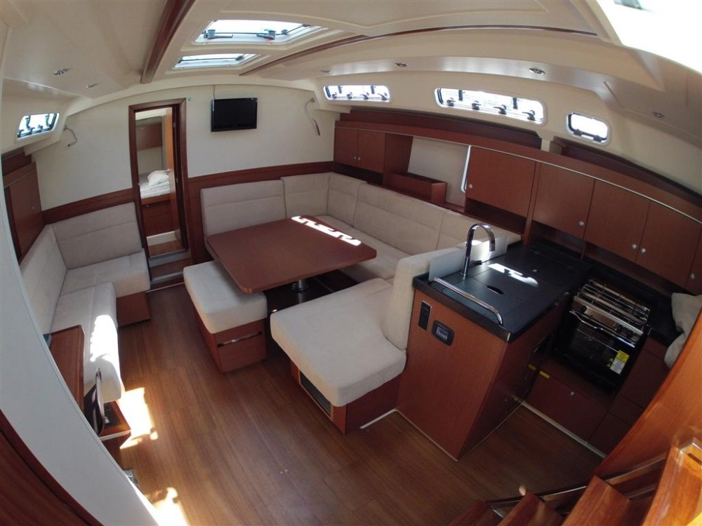 Boat rental Medulin cheap Hanse 445