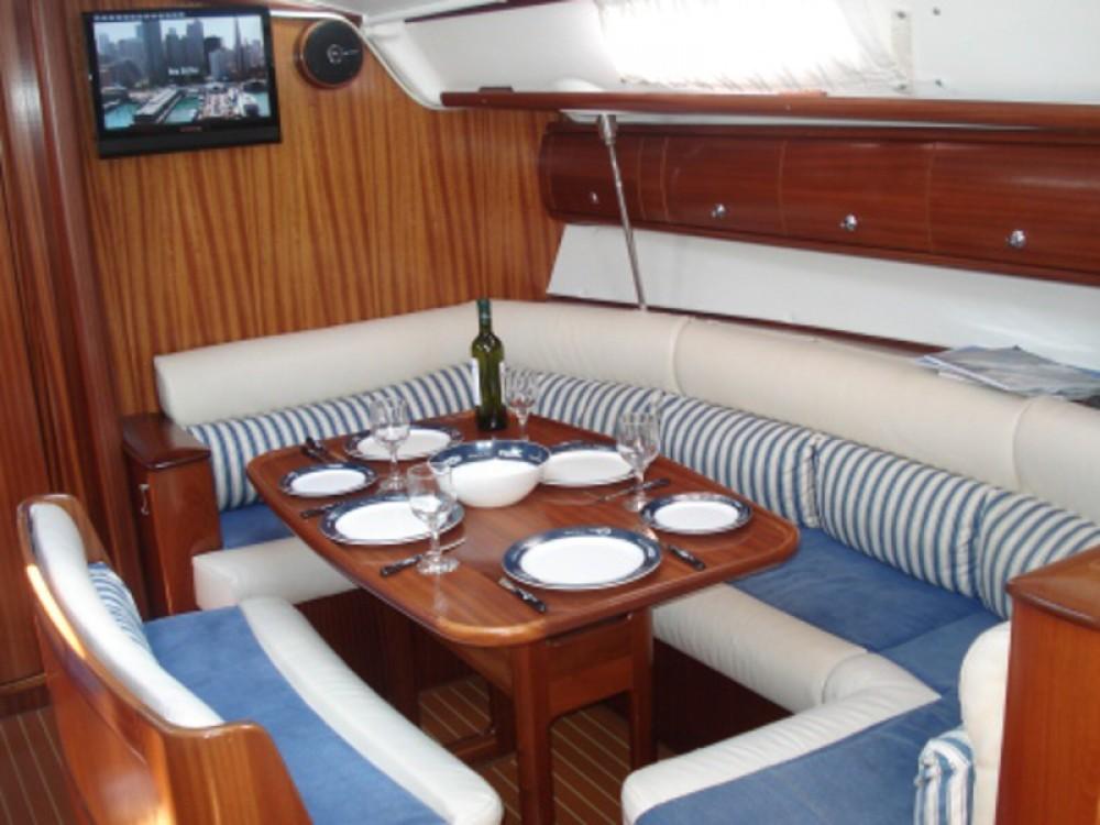 Boat rental Skiathos cheap Bavaria 38