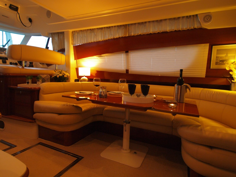 Motor boat for rent ACI Marina Split at the best price