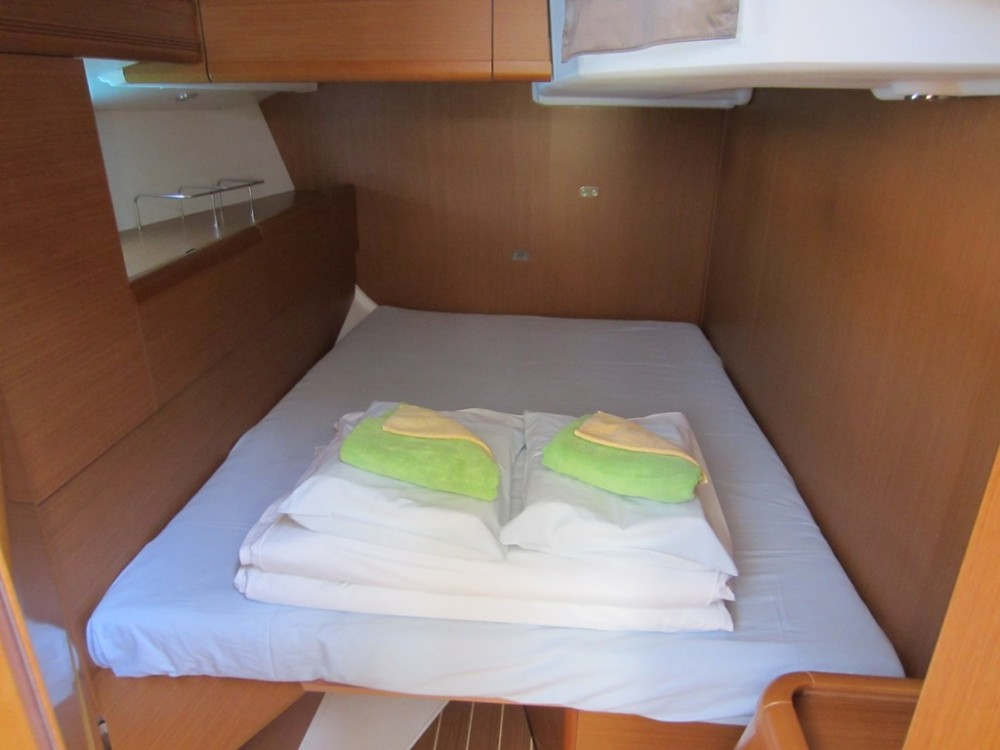 Rental Sailboat in Trogir - Jeanneau Sun Odyssey 50DS
