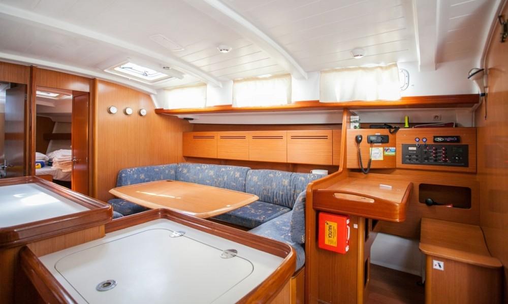 Rental Sailboat in Komolac - Bénéteau Cyclades 50.5