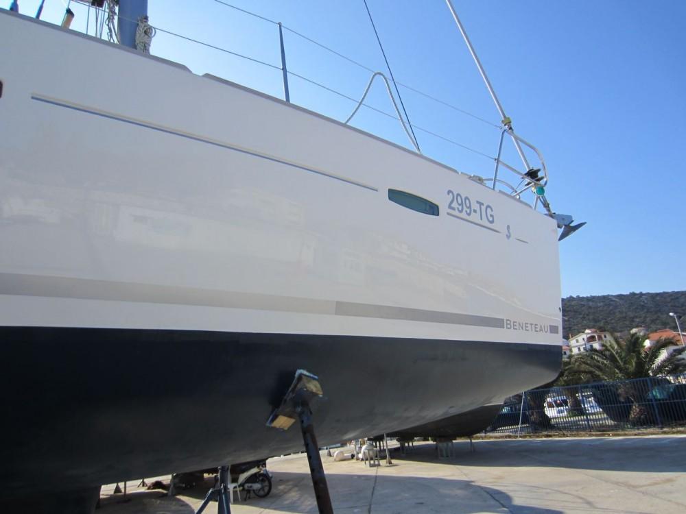 Rent a Bénéteau Oceanis 40 ACI Marina Trogir