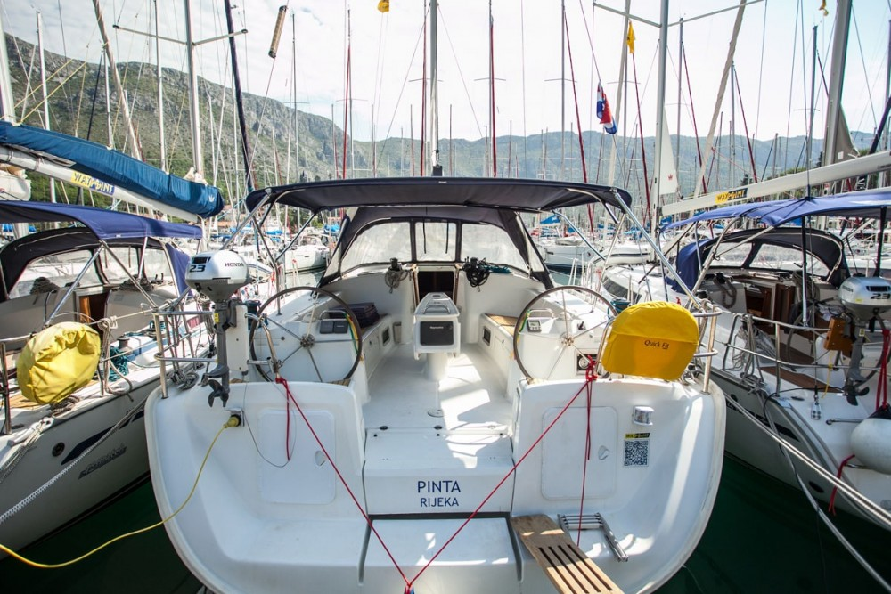 Boat rental Komolac cheap Cyclades 50.5