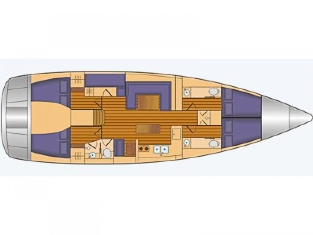 Bavaria Bavaria 55 Cruiser between personal and professional Álimos