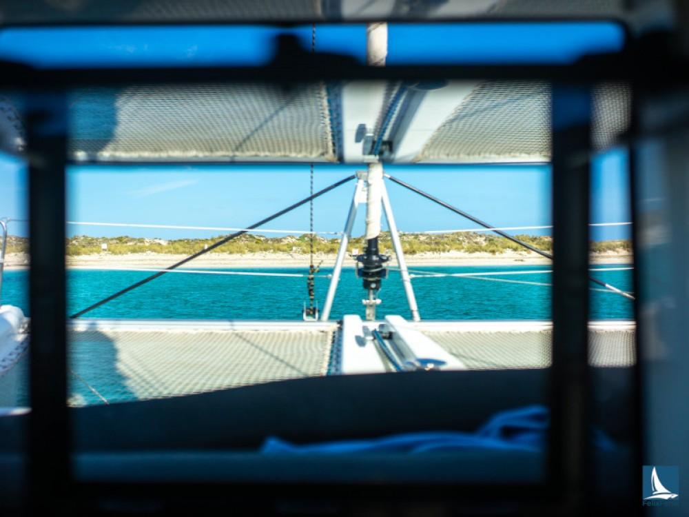Rental yacht Marina - Lagoon Lagoon 450 Sport on SamBoat