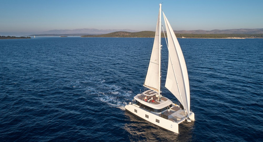 Rental yacht Kaštel Gomilica - Sunreef Sunreef 60 on SamBoat