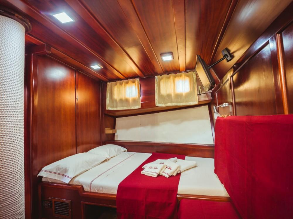 Boat rental Lipari cheap Gulet