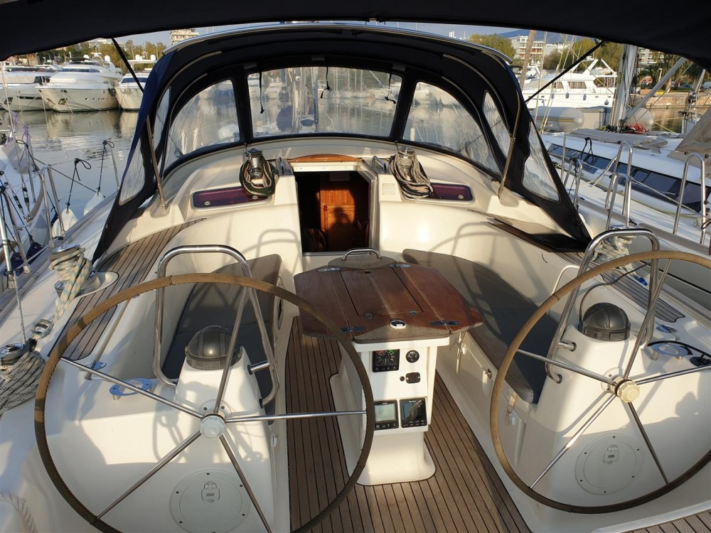 Boat rental Bavaria Bavaria Cruiser 50 in Olympic Marina on Samboat