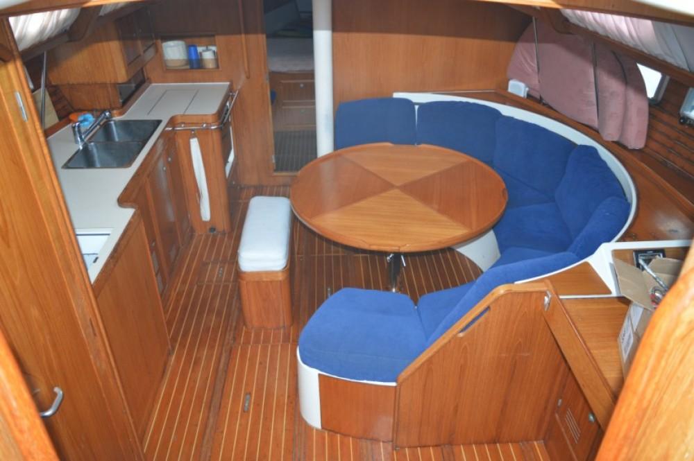 Boat rental Jeanneau Sun Odyssey 42 in Castiglione della Pescaia on Samboat