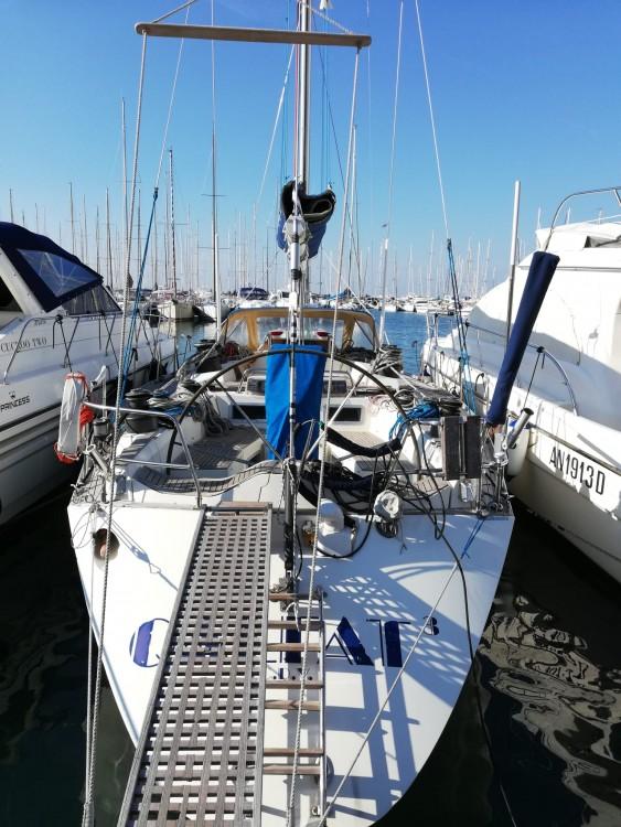 Hire Sailboat with or without skipper  Castiglione della Pescaia