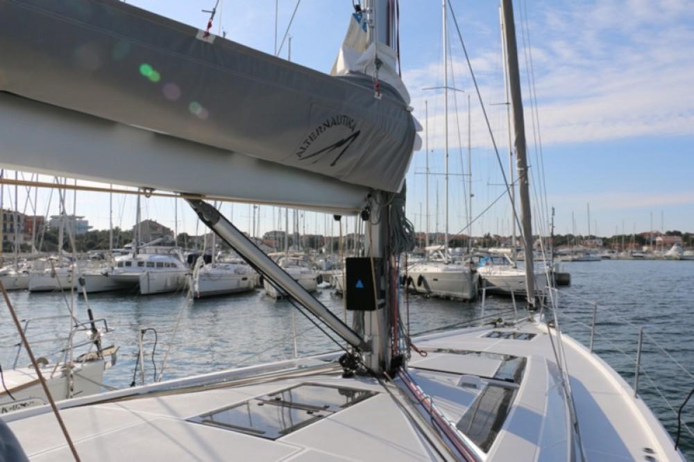 Rental yacht Murter - Bénéteau Oceanis 51.1 First Line on SamBoat