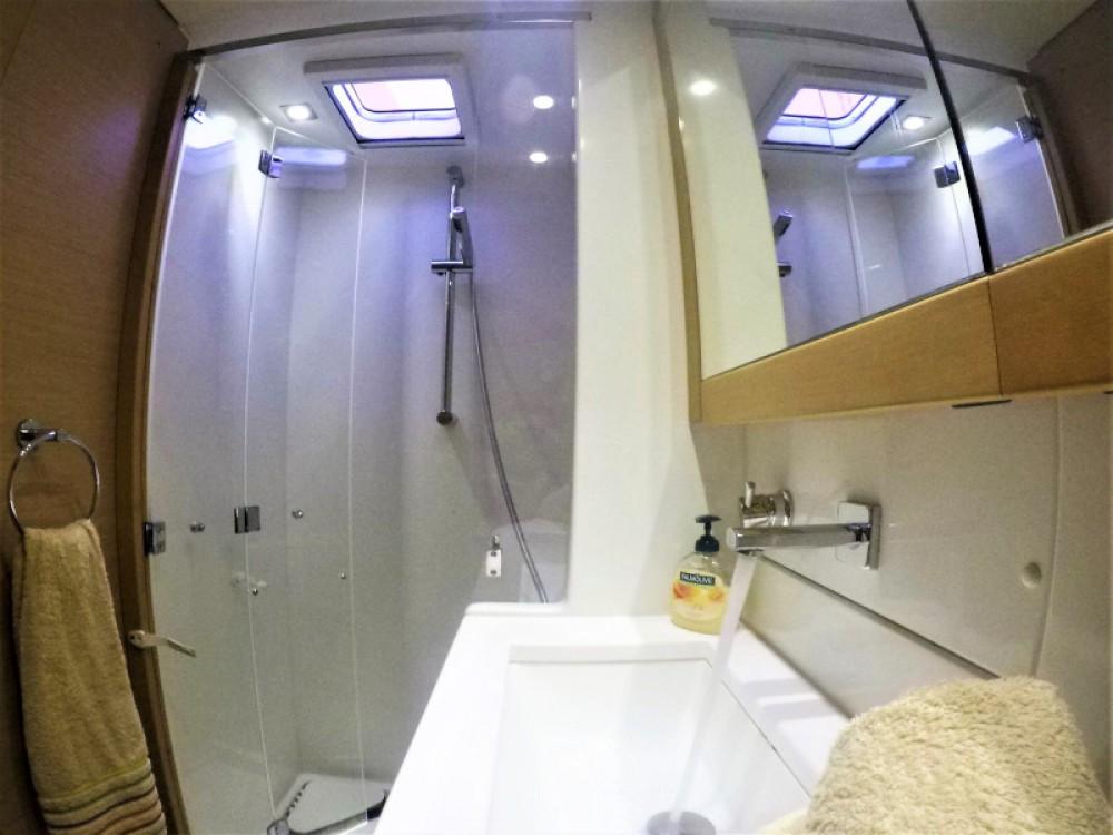 Boat rental Sant Antoni de Portmany cheap Lagoon 450