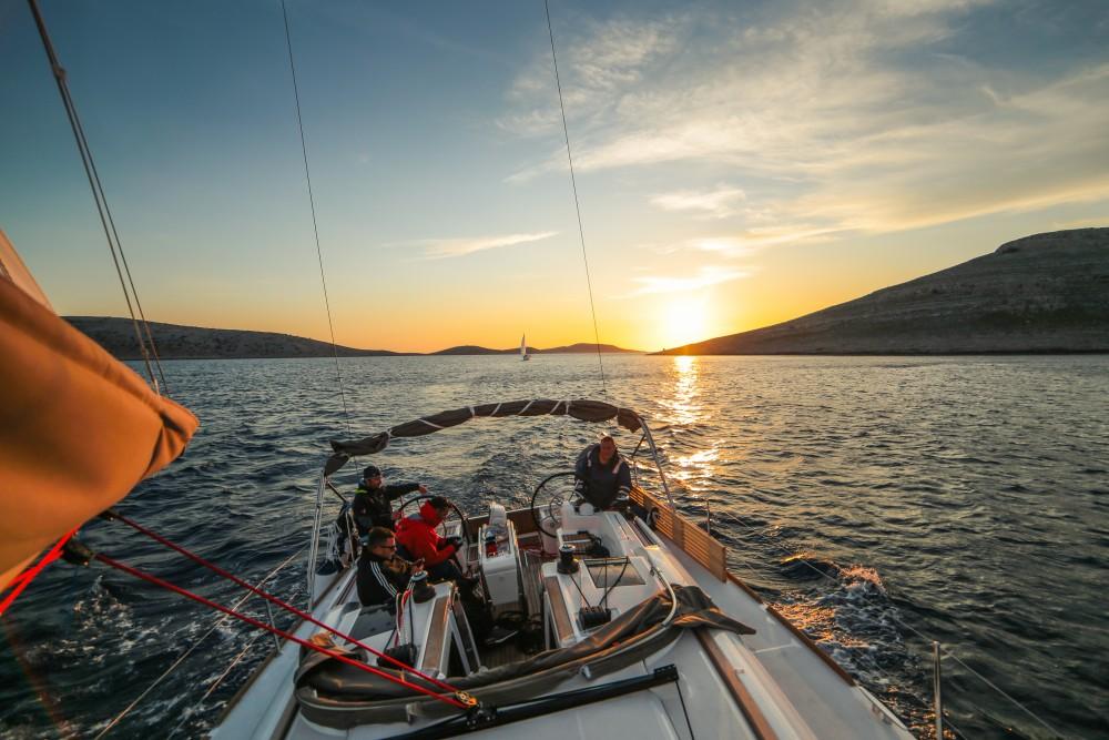 Boat rental Jeanneau Sun Odyssey 419 in Ploče on Samboat
