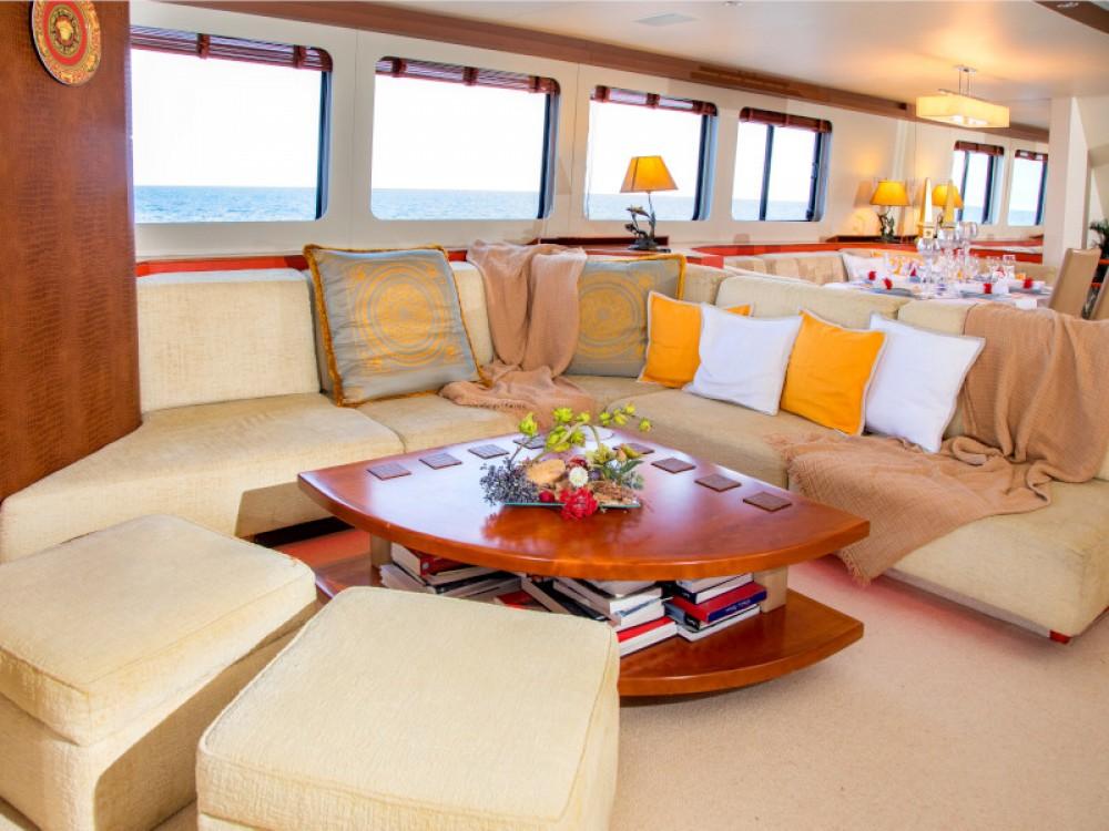 Rent a  Heesen Yacht