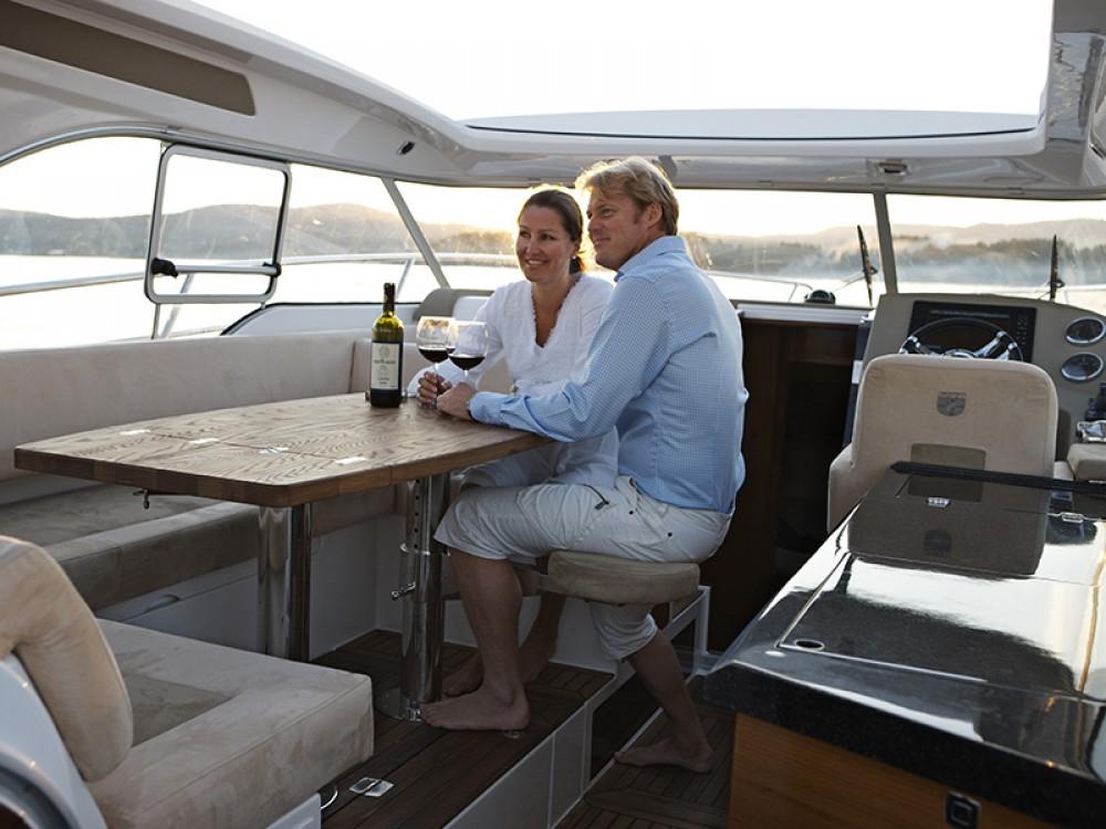 Boat rental Sebenico cheap Marex 370 ACC