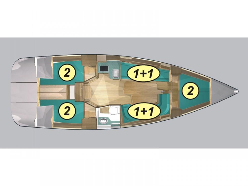 Rent a Northman Maxus 33.1 RS Prestige Węgorzewo