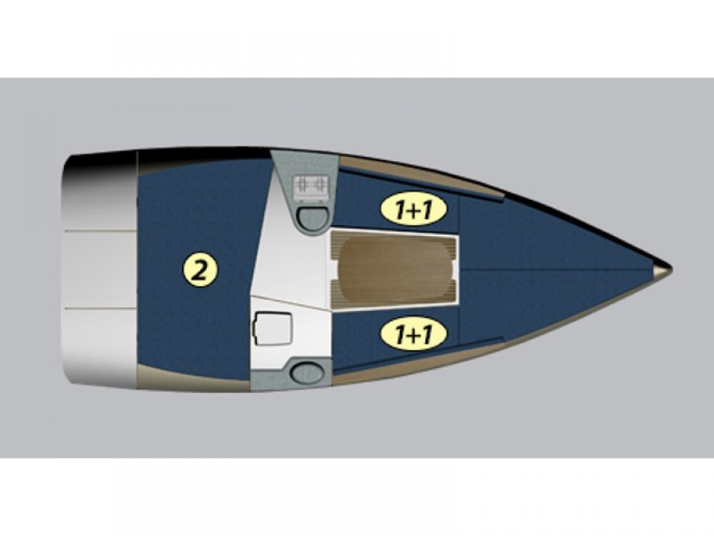 Northman Maxus 22 Prestige between personal and professional Port PTTK Wilkasy