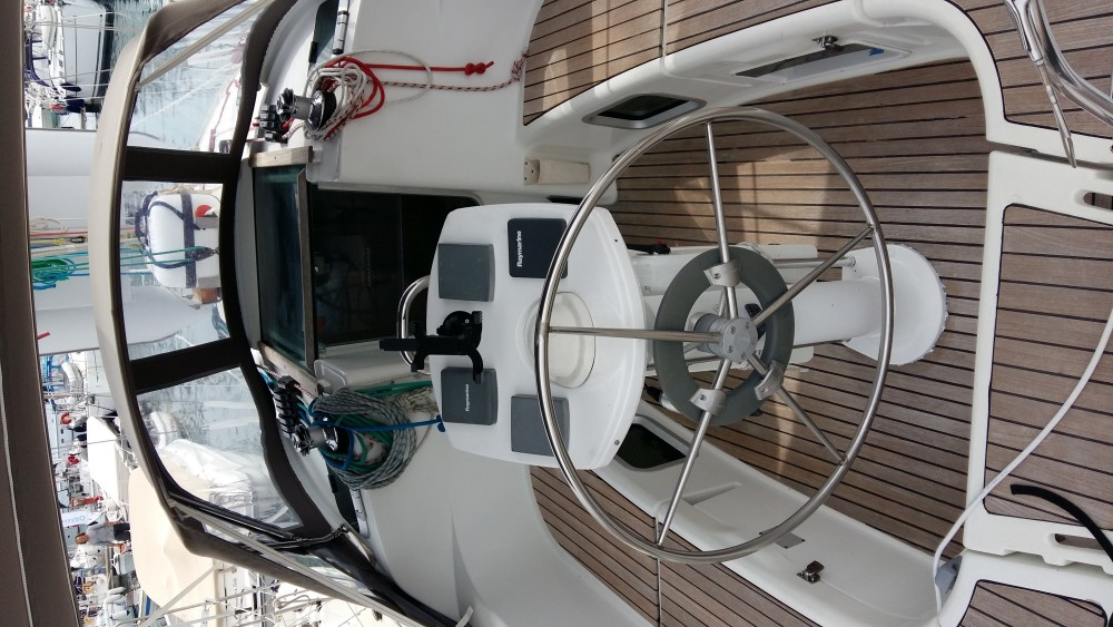 Rental yacht Marina Gouvia - Jeanneau Jeanneau Sun Odyssey 35 on SamBoat