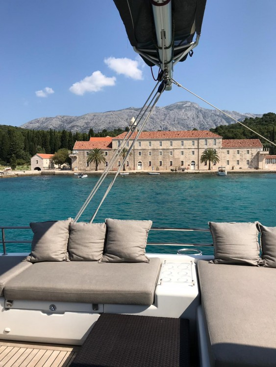 Rental yacht Marina Kaštela - Lagoon Lagoon 560 on SamBoat
