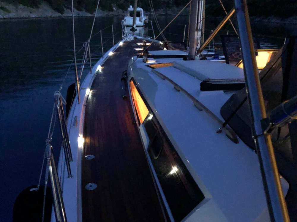 Rental yacht Seget Donji - Dufour Dufour 56 Exclusive on SamBoat
