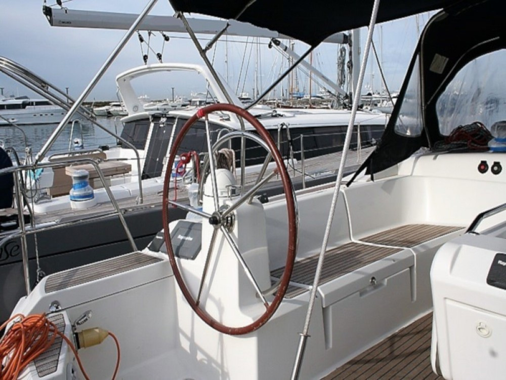 Jeanneau Sun Odyssey 509 between personal and professional Alimos Marina