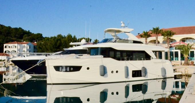 Boat rental Rogoznica cheap Navetta 58