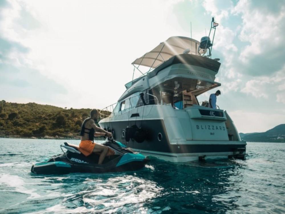 Boat rental Seget Donji cheap Monte Carlo 5
