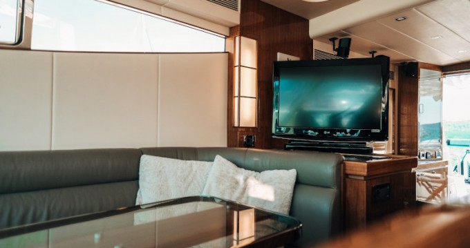 Boat rental  Elegance 60 Fly in Seget Donji on Samboat