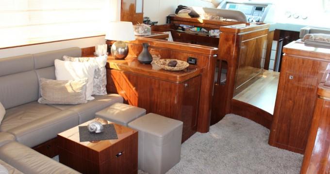 Rental yacht Seget Donji -  Elegance 60 Fly on SamBoat