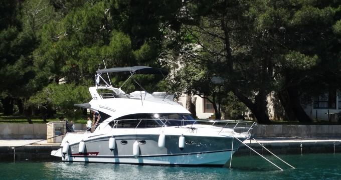 Boat rental Rovinj cheap Antares 36 Fly