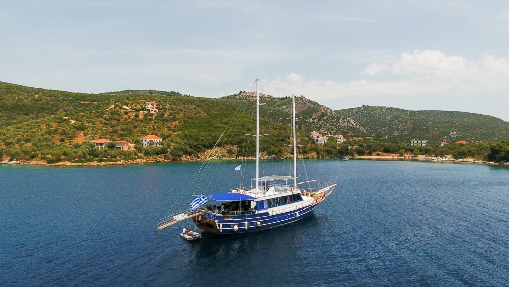 Boat rental  Gulet Eros in  on Samboat