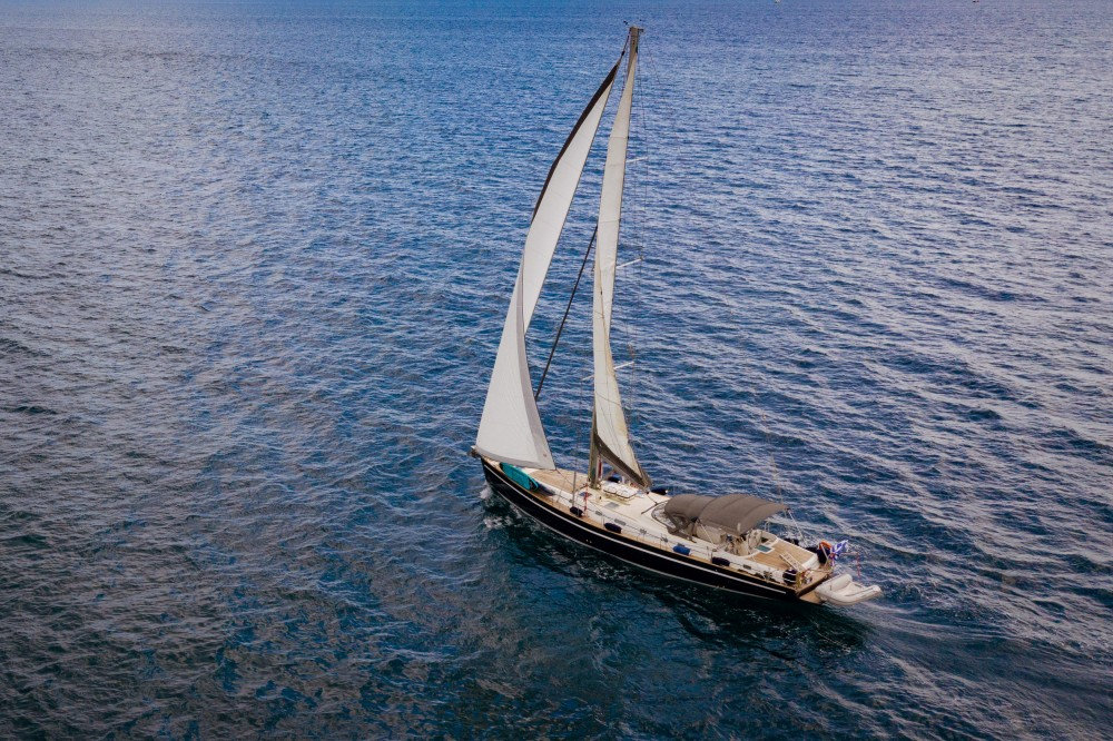 Boat rental Álimos cheap Ocean Star 60.1