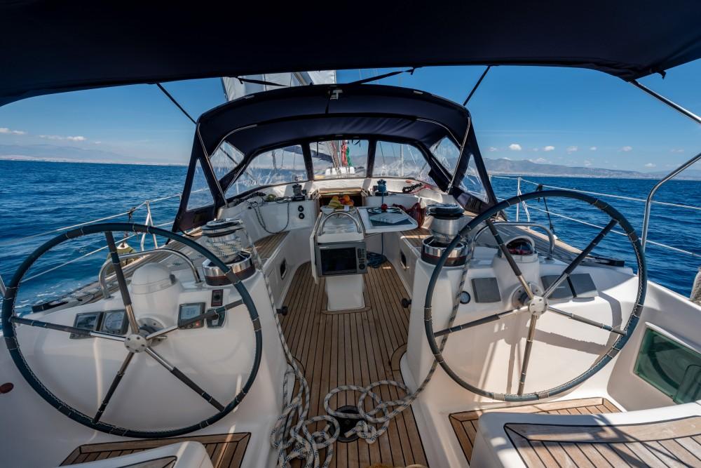 Rental Sailboat in Álimos - Ocean Ocean Star 56.1