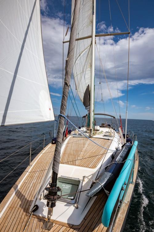 Ocean Ocean Star 60.1 between personal and professional Álimos