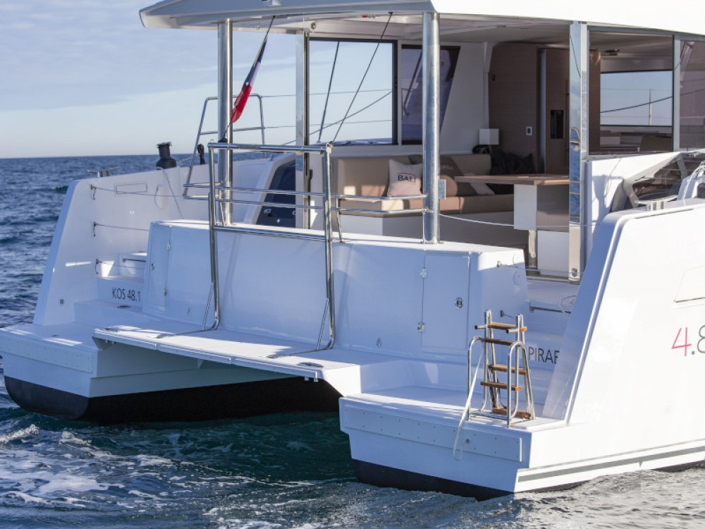 Rental Catamaran in Sant Antoni de Portmany - Bali Bali 4.8