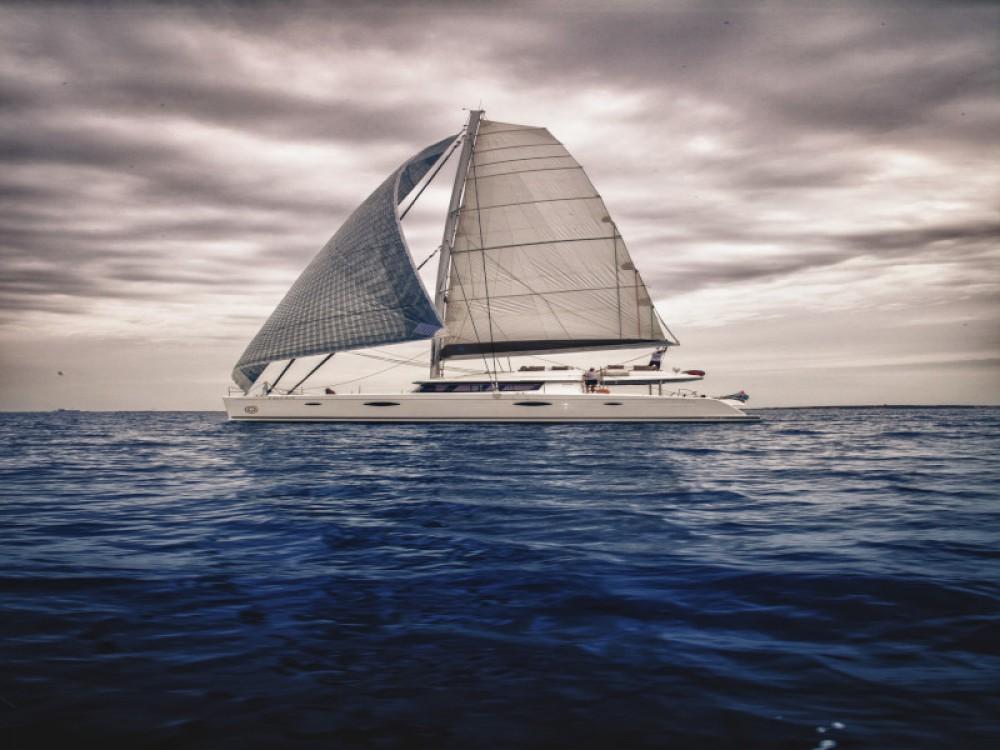 Rental yacht Gavà - Fountaine Pajot Victoria 67 on SamBoat