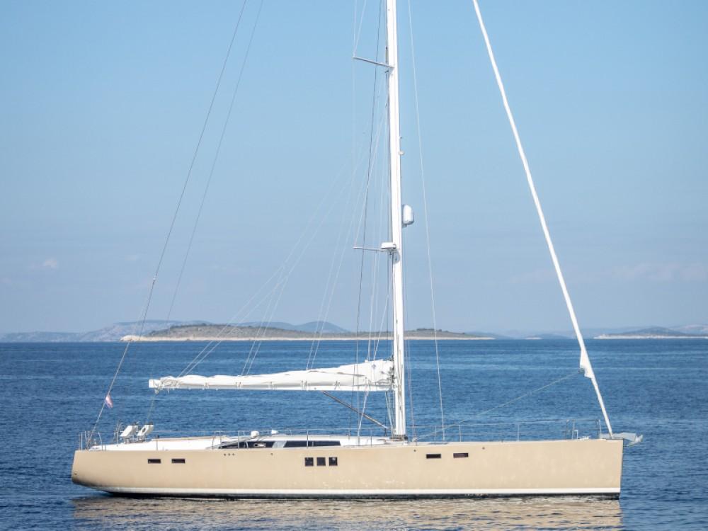 Boat rental Hanse Hanse 630 in Rogoznica on Samboat