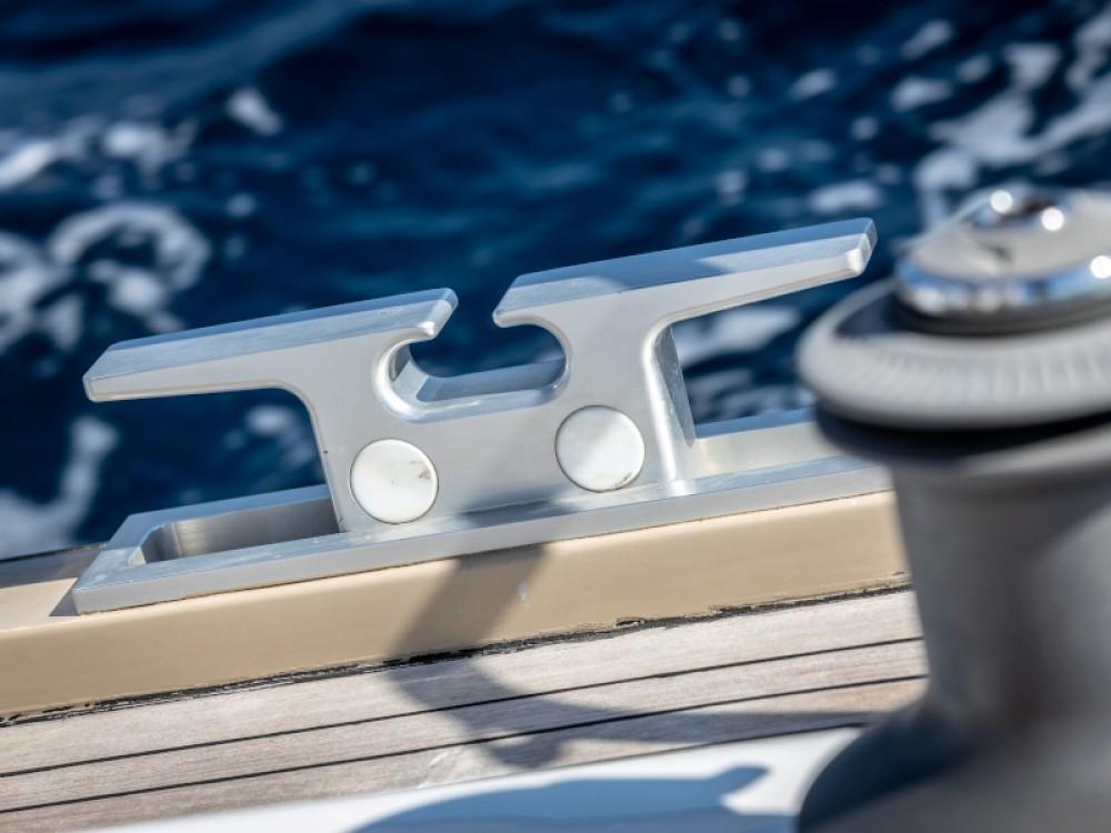 Boat rental Rogoznica cheap Hanse 630