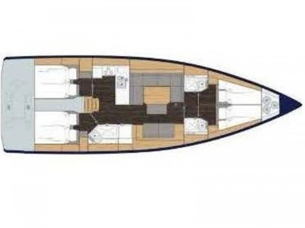 Boat rental Marina Gouvia cheap Bavaria C45