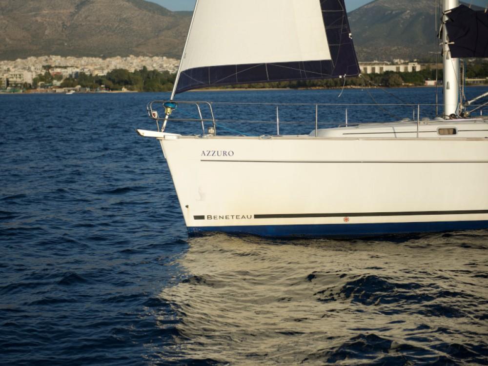 Rental Sailboat in Rhodes - Bénéteau Cyclades 50.5