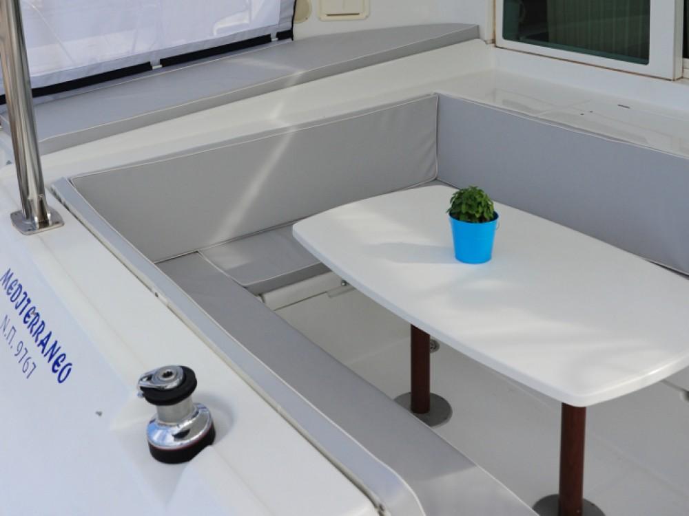 Rental yacht Kontokali - Lagoon Lagoon 420 on SamBoat