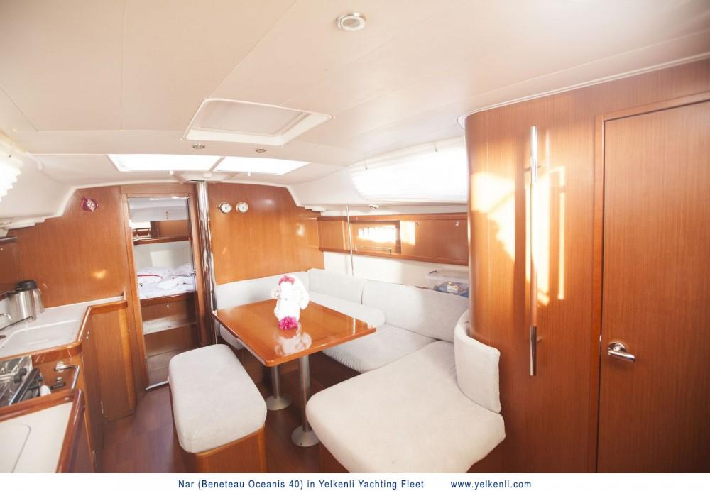 Rental yacht Muğla - Bénéteau Oceanis 40 on SamBoat