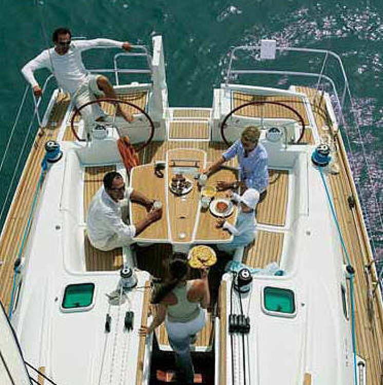 Boat rental Bénéteau Oceanis 40 in Muğla on Samboat
